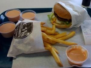 JCWs Cheeseburger