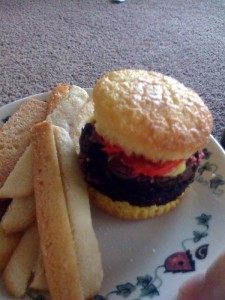 Burger Lovers Ultimate Dessert