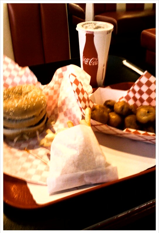 Hermie's Burger Meal