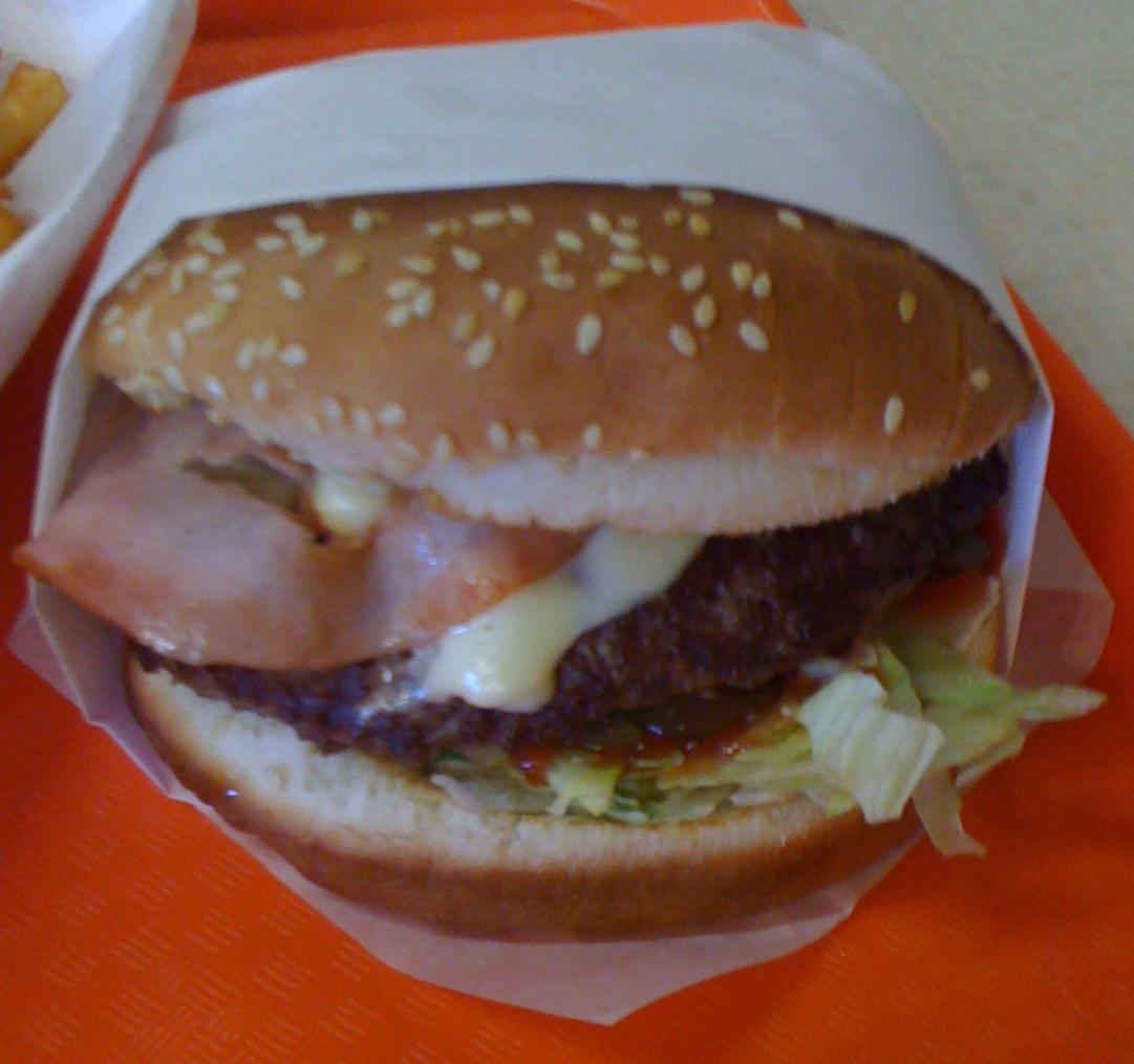 The Delta Burger
