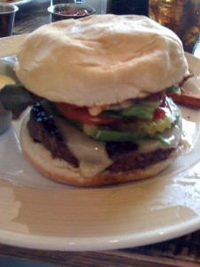 foundry grill cheeseburger