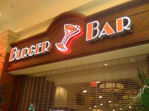 Mandalay Bay Burger Bar