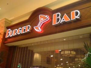Mandalay Bay Burger Bar