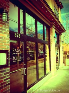 Pago Restaurant SLC
