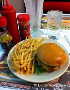 steaknshake double cheeseburger
