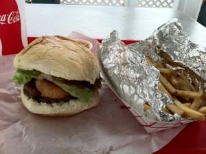 Firehouse Burger in Springville Ladder 41