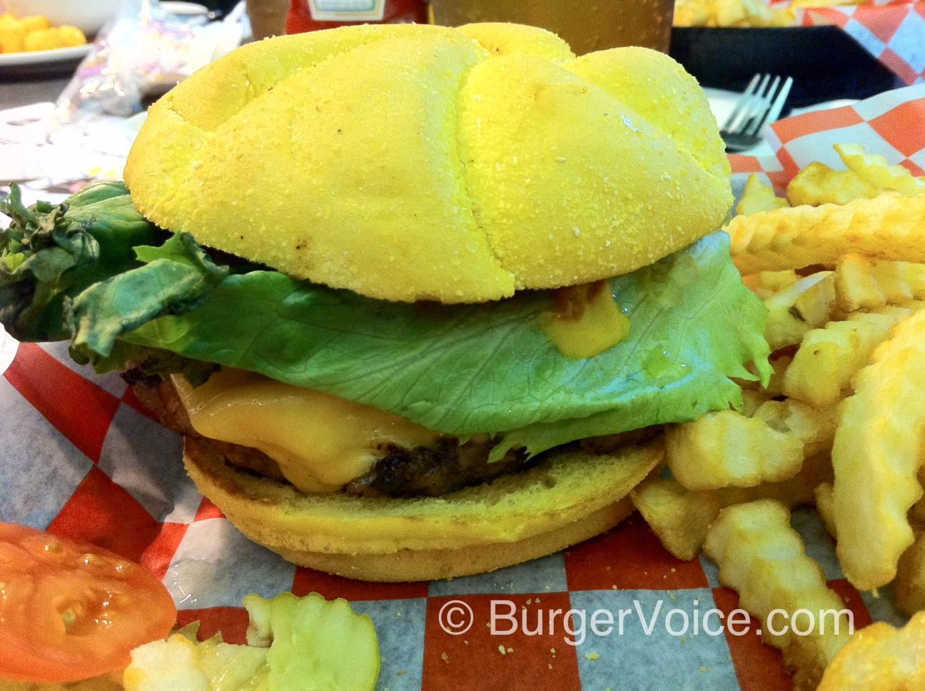 Iowa 80 CB Burger
