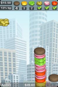 Sky Burger Burger App