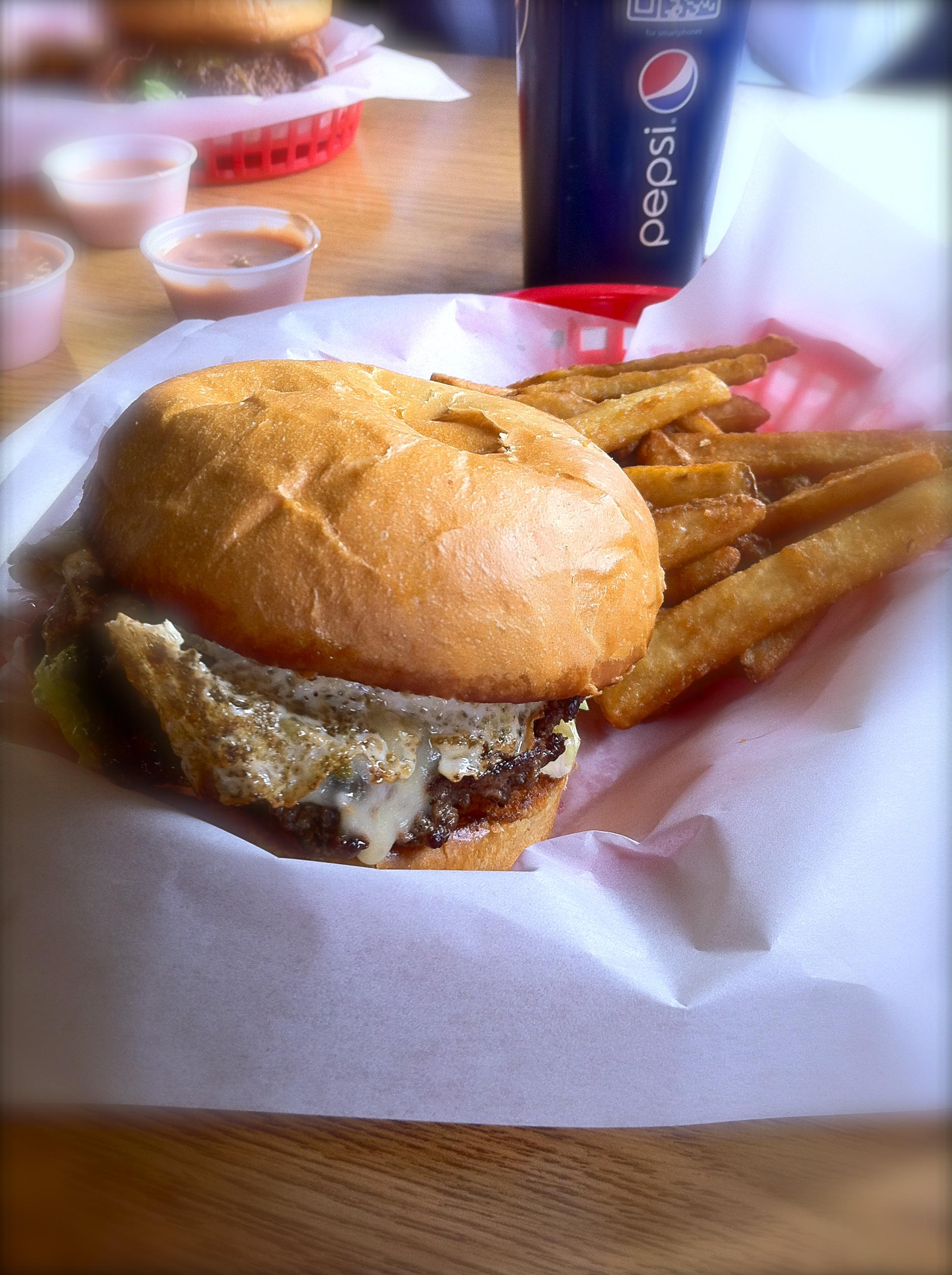 Chubby's Burgers Utah