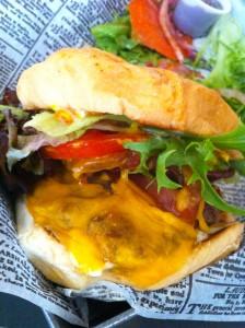 Station 22 Burger