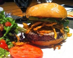 The Stein Burger at Stein Eriksen Lodge Park City