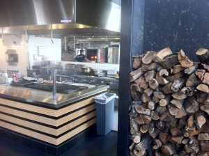 ParkStone Wood Kitchen Restaurant