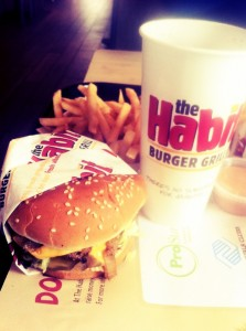 The Habit Burger charburger