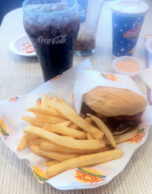 My Johnny Rockets #12