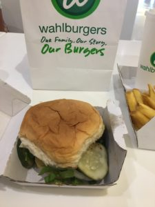 Wahlburgers Our Burger review