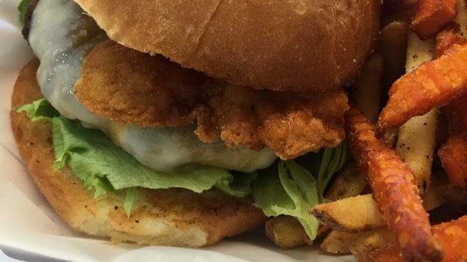 Six Sisters Deli Burger Review