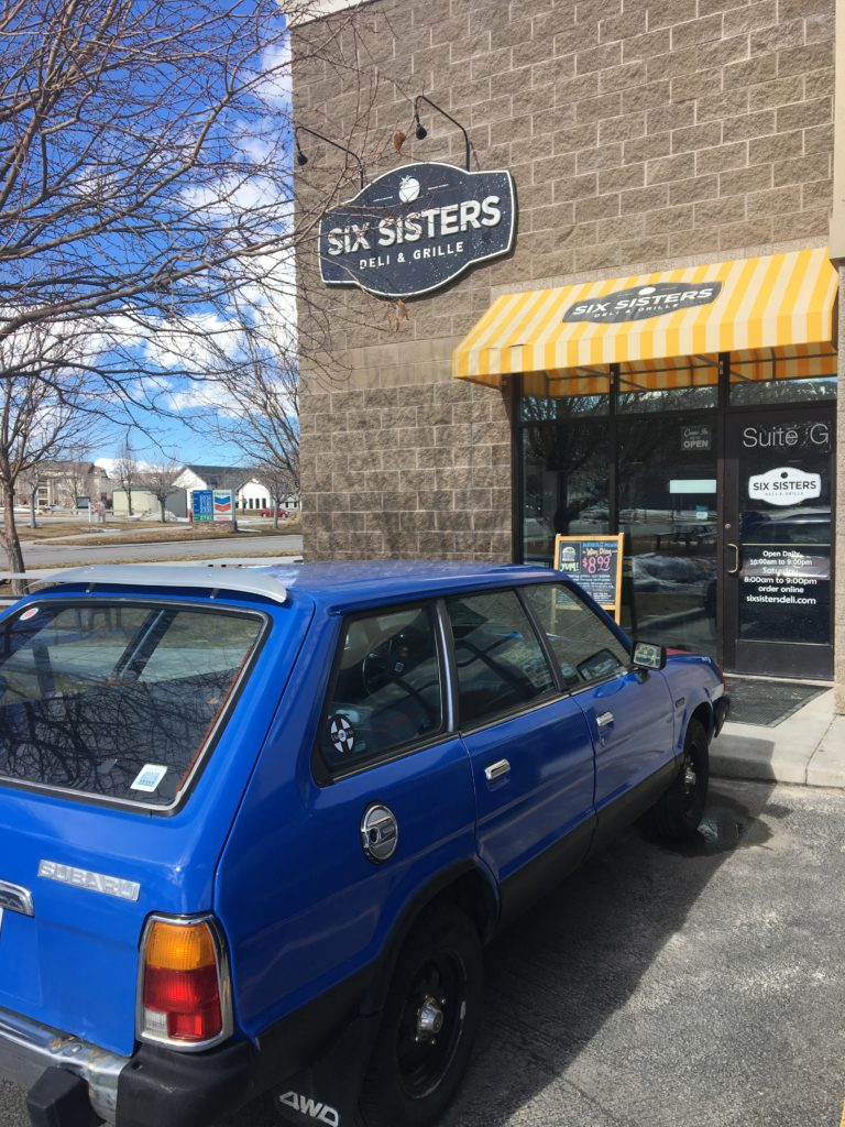 Six Sisters Deli in Eagle Mountain